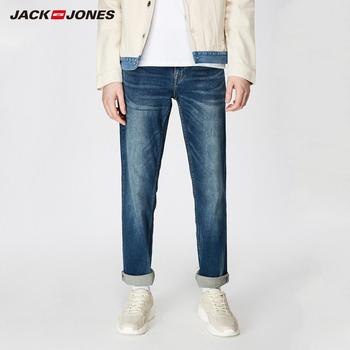 JackJones Men s Stretch Loose fit Jeans Men s Denim Pants Brand New Style Trousers Jack