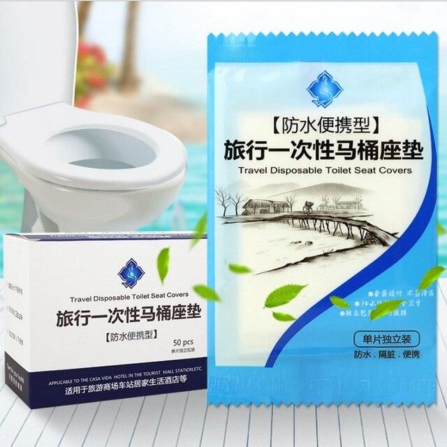 1 pcsTravel toilette usa e getta copertura di maternità da viaggio non tessuto u