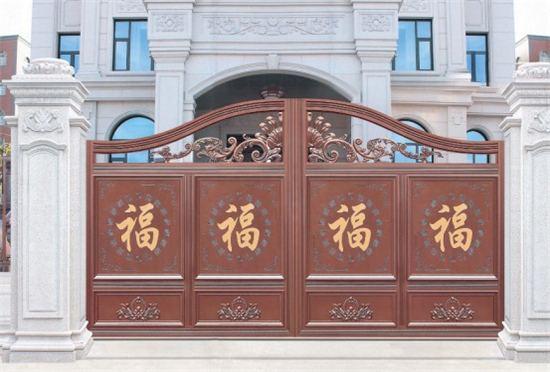 Home aluminium gate design / steel sliding gate / Aluminum fence gate designs hc-ag25