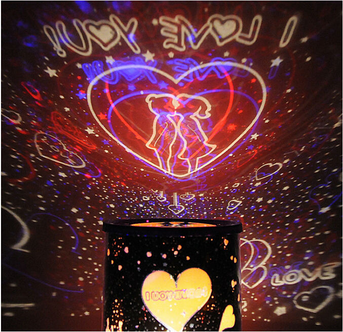 music Good gift Starry led i love you master project LED light Flashing Colorful Sky Star Master Night Light Lovely Projector iminovo night light with music starry sky led mini star projector lamps battery powered for lovers children creative gift