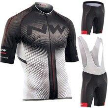 Бренд NW, летний комплект из дышащей Джерси для велоспорта MTB, одежда для велоспорта, одежда для горного велосипеда, одежда для Майо Ropa Ciclismo
