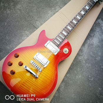 1959 custom left-hand LP electric guitar, great guitar, guitar's original image, free shipping