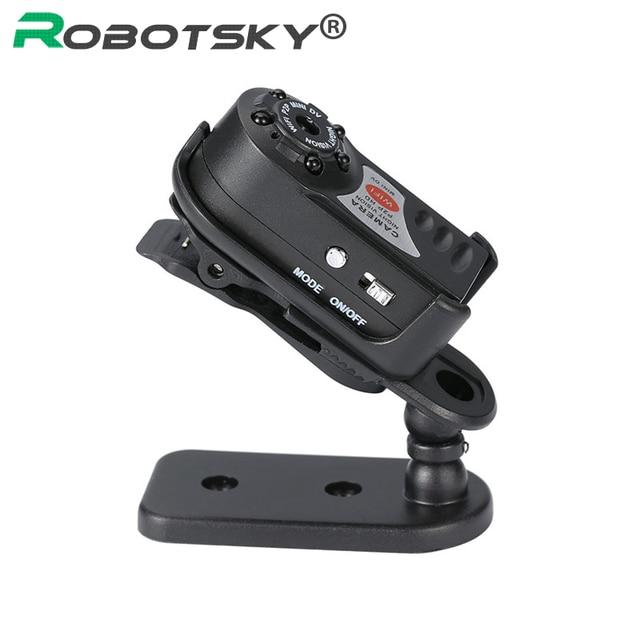 Q7 Mini Camera 480P Wifi DV DVR Wireless IP Cam Brand New Mini Video Camcorder Recorder Infrared Night Version Portable Camera