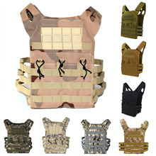Military Tactical Molle Plate Carrier Ammo JPC Vest Airsoftsports Paintball Gear Body Armor For Hunting Equipment apc armadillo ballist bullet proof plate carrier belt tactical molle ballistic gear armor plates vest cummerbund black