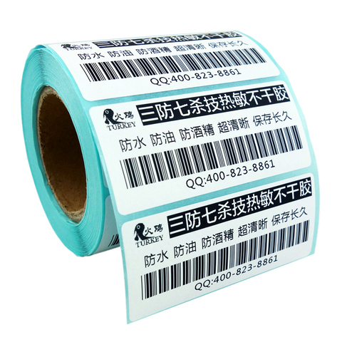termica etiqueta da etiqueta 7030mm 500 pcs