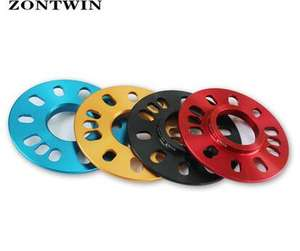 10MM Thickness 5-108 63.4 Aluminum Wheel spacers adapters 5 Lug suitable for Volvo Universal Series free shipping
