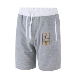 Лето 2019 г. Новый для мужчин JORDAN 23 пляжные шорты печати мужские шорты кэжуал Модные Стиль s шорты-бермуды плюс 2XL