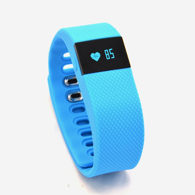 Heart Rate Monitor Smart Bracelet Watch Bluetooth Wristband for Xiaomi iPhone Smartphone Sport Band with Pedometer Fitness Track