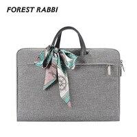 Fashion Waterproof Laptop Bag 15 6 15 14 13 3 13 12 11 Inch Business Hand
