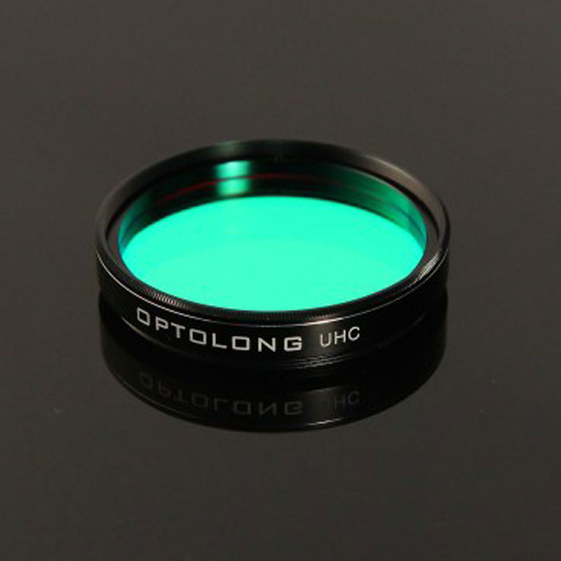 Optolong 1.25 UHC Light Pollution Filter optolong yulong 2 inch 1 25 inch built in l pro almost no color filter light filter deep space photography filter