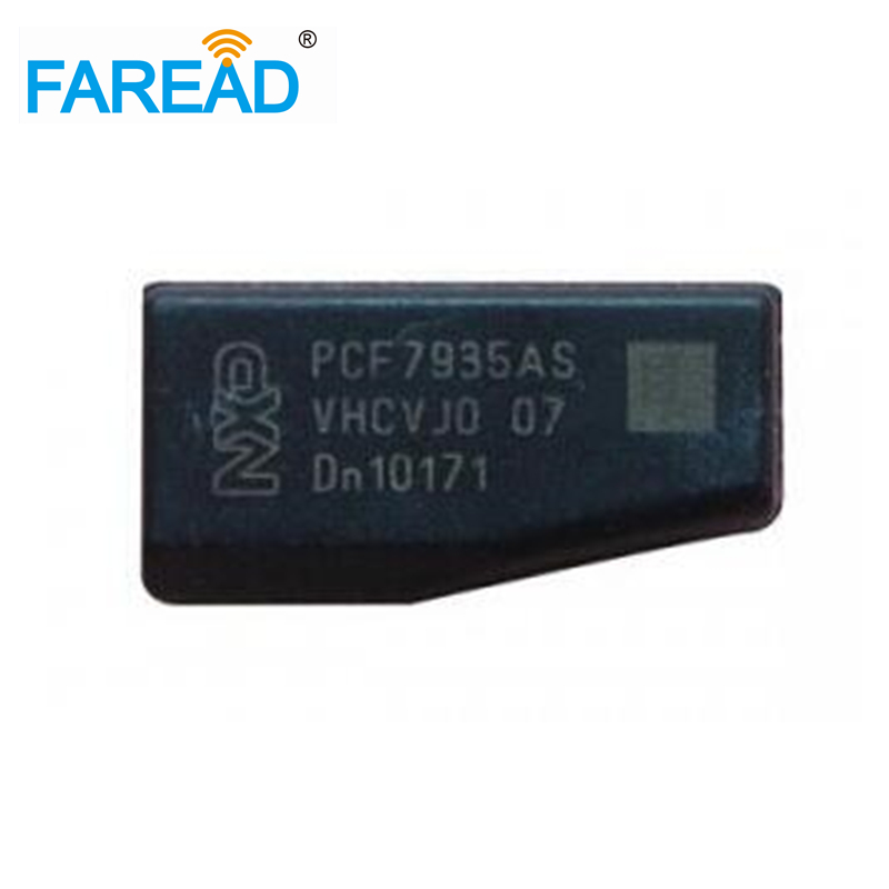 Free Shipping X5pcs PCF7935/ PCF7935AS/AA / Original ID40 Transponder Tag  IC Car Key