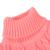 Buenos Ninos Niños Otoño/Invierno de Cuello Alto Suéter Suéter Embroma la Ropa Del Bebé Y de La Muchacha