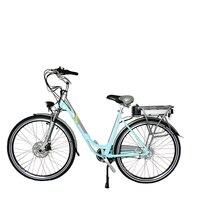 Motocicleta eléctrica JS para hombre  motor eléctrico de tipo estándar con pedales hecho en motocicleta eléctrica de aleación de aluminio