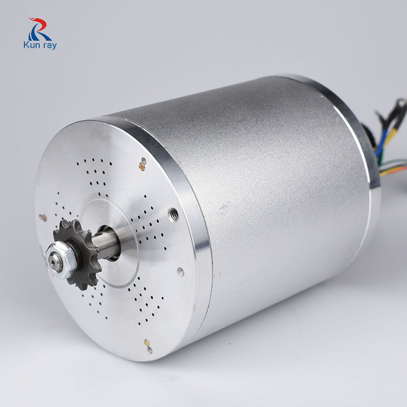 48V 1500W Central Drive High Speed Brushless DC Motor 5000RPM Electric ebike Scooter Brushless Motor 30a esc welding plug brushless electric speed control 4v 16v voltage