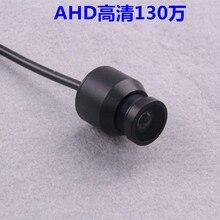 HFSECURITY 3.7MM HD 130W Mini Wide Angle Lens AHD Surveillance CCTV Camera AV BNC 55CM DC12V Video Camera