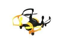JXD 512W JXD512W 2.4Ghz WiFi FPV Mini Drone One-Key-return & Headless Mode RC Quadcopter with 0.3MP HD Camera RTF F18541