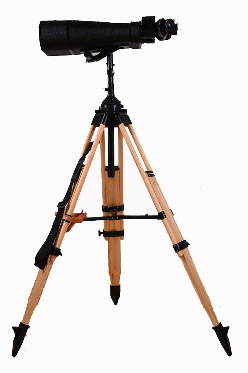 Ισχυρό Giant Binoculars Post Telescope Υψηλή - Κατασκήνωση και πεζοπορία - Φωτογραφία 3