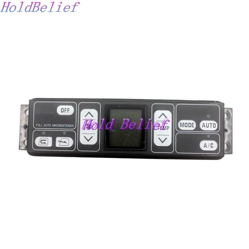Klimabedienteil 24 V Für Komatsu PC200-8 PC220-7 PC200-7 Kostenloser Versand
