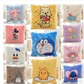 Плюш одеяло 1 шт. 150 см тоторо Стежка Дональд Дак медведь doraemon кондиционер подушка мягкая игрушка творческий подарок для ребенка