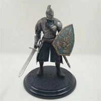 Dark Souls Faraam Knight Artorias The Abysswalker PVC Action Figure Collectible Model Toys 18cm 2 Styles