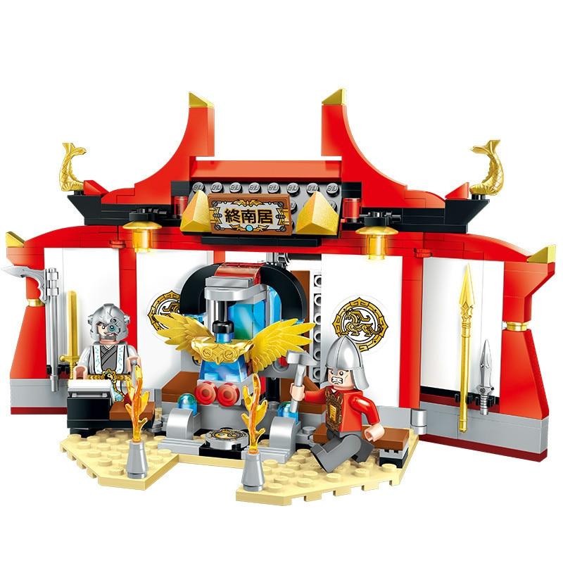Building Blocks Compatible with Lego Enlighten E2205 242P Models Building Kits Blocks Toys Hobby Hobbies For Chlidren
