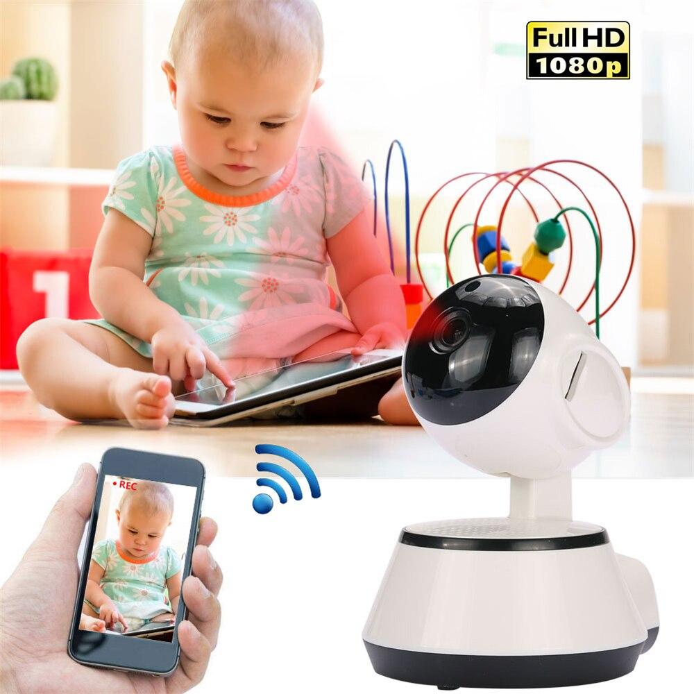 Giantree WiFi HD 720 p cámara de vigilancia IR visión nocturna casa cámara de seguridad teléfono remoto videocámara Oficina CCTV bebé Monitor