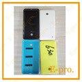 Новый Телефон Для Жилищного Nokia 630 635, новая Задняя Крышка, крышка батарейного Отсека Чехол Обложка Для Nokia Lumia 630 5 Цвет С Боковой Кнопки