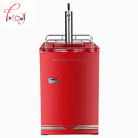 Commercial restaurant bar Beer Machine 210L Ice Core Beverage Dispenseice beer Drink Machine beer dispenser machine KEG8000 1pc