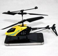 Gorąca Sprzedaż 2CH Mini RC Helikopter Zdalnego Sterowania Drogą Radiową Helicoptero Kuchenka Elektryczna 2 Kanałów Helikopterów Samolotów 3D Gyro 2 Kolory