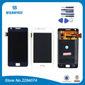 High quality S2 I9100 I9105 Display For Samsung Galaxy S2 Plus I9100 I9105 I9105P LCD Digitizer Touch Screen Assembly Free Tools