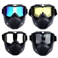 Men Ski Snowboard Mask Winter Ski Snowmobile Goggles Windpro