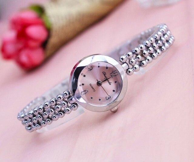 Relogio Feminino Fashion Clock Women Watches Kids Children Ladies Wrist Watch Wr