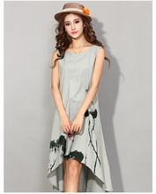 Linen Vintage Sundress