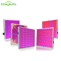 LED Grow Lght 20W 30W 45W 120W 200W LED Grow Panel Plant Light Full Spectrum phytolamps for plants Growing Hydroponics Lamp Tent
