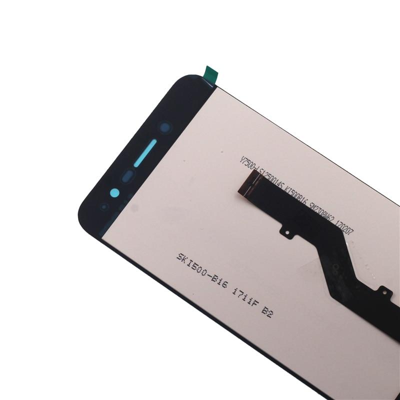 Image 5 - 5,0 дюймовый для ZTE Blade A520 lcd сенсорный экран Замена дисплея высокого качества экран мобильного телефона + Инструменты-in ЖК-экраны для мобильного телефона from Мобильные телефоны и телекоммуникации