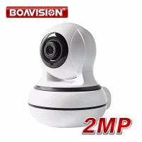 Smart WIFI IP Camera PTZ Night Vision Two Way Audio 1080P CCTV Wireless Surveillance Camera SD Card Record ONVIF P2P APP VIEW
