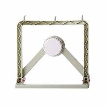 Bathroom Wash Basin Rack Automatic Rebound Washbasin Shelf Strong Suction Seamless Cup Bracket Storage Holders & Racks