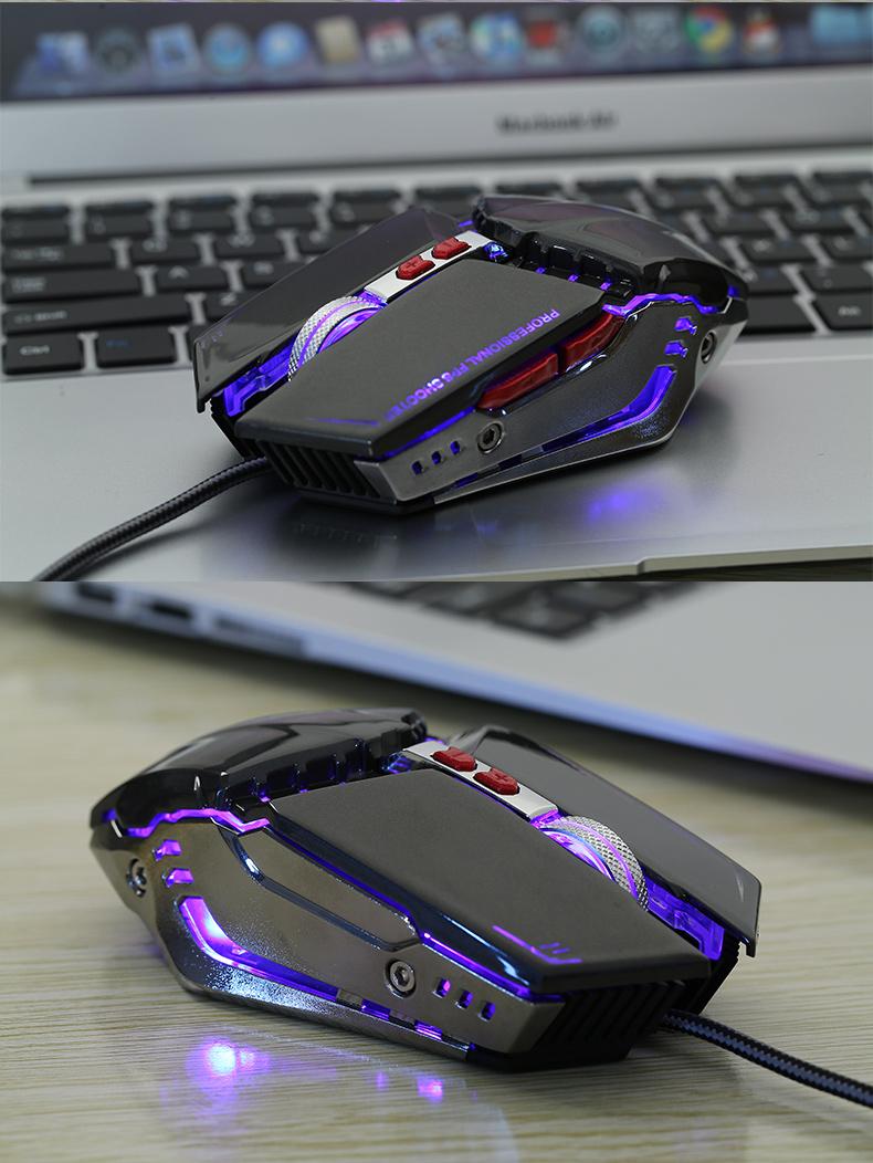 Gaming BigBoz.Biz V3 Mice 9