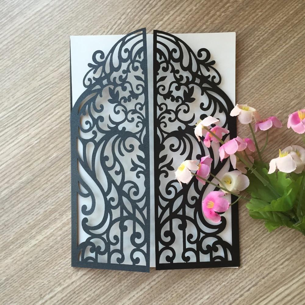 Pleasant 30Pcs Lot Hot Sale Unique Love Cards Laser Cut Flower Design Funny Birthday Cards Online Alyptdamsfinfo