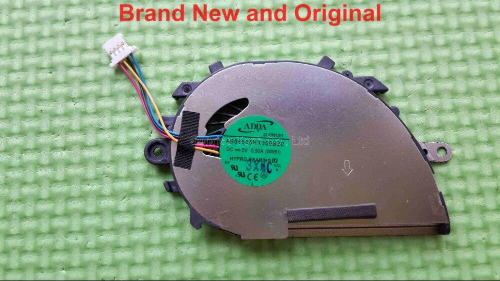 Новый оригинальный кулер для процессора Acer Aspire S3 392G, кулер для процессора ноутбука AB06505HX050BZ0 00WB1