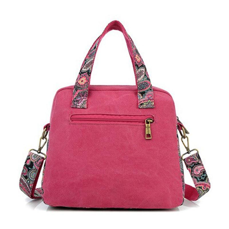 Women's Paisley Print Shoulder Bag 3