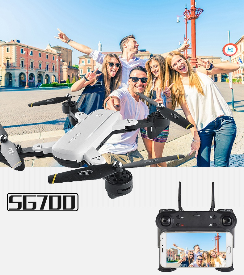 Can Add Optical flow RC Drone 480P 720P Camera Wifi FPV Quadcopter Foldable Altitude Hold Headless Racing RC Drone vs H50 XS809W jjrc h49 sol ultrathin wifi fpv drone beauty mode 2mp camera auto foldable arm altitude hold rc quadcopter vs e50 e56 e57