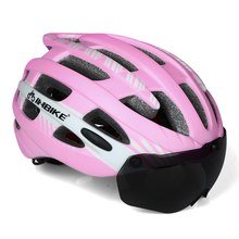 INBIKE Goggles Cycling Helmet Road Bicycle Helmet