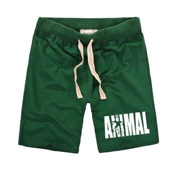 Letter Animal Pattern Men's Shorts Fashion Shorts for men Summer Travel Apparel Mens Casual Shorts Elastic Waist with Drawstring animal pattern elastic waist trousers