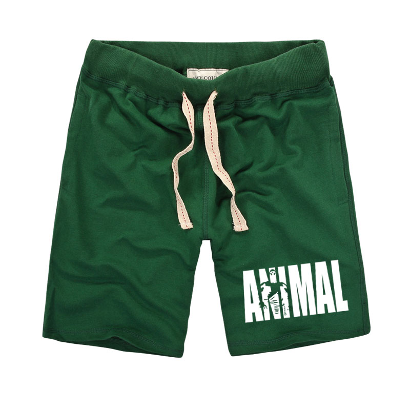 Letter Animal And Kobe Pattern Men's Shorts Fashion Brand Shorts For Men Summer Travel Apparel Mens Casual Shorts Elastic Waist