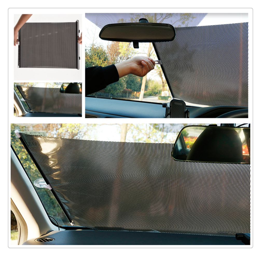 Auto SUV accessories automatic roller blind shade insulation for Nissan Altima 370Z Xmotion X-Trail Qashqai