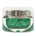 1Pc Shimmer Nail UV Gel Green Color Clear UV Builder Gel For Nail Design Manicure -34