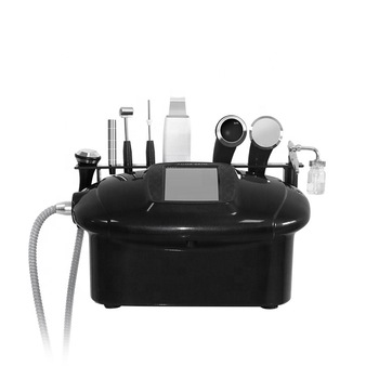 2019 Newest Black Skin Comprehensive Management Instrument Facial Cleaning Beauty Machine