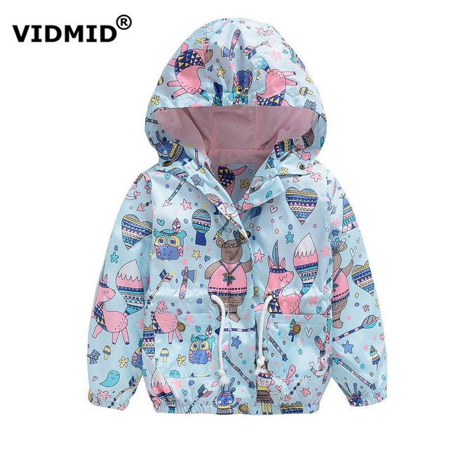 1cb5f236615d VIDMID baby boys girls clothes coats outerwear kids cotton long ...