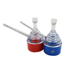 Electronic Vacuum Pipe Tobacco Cigarette Cigar Water Smoke Smoking Stool Style Accessories